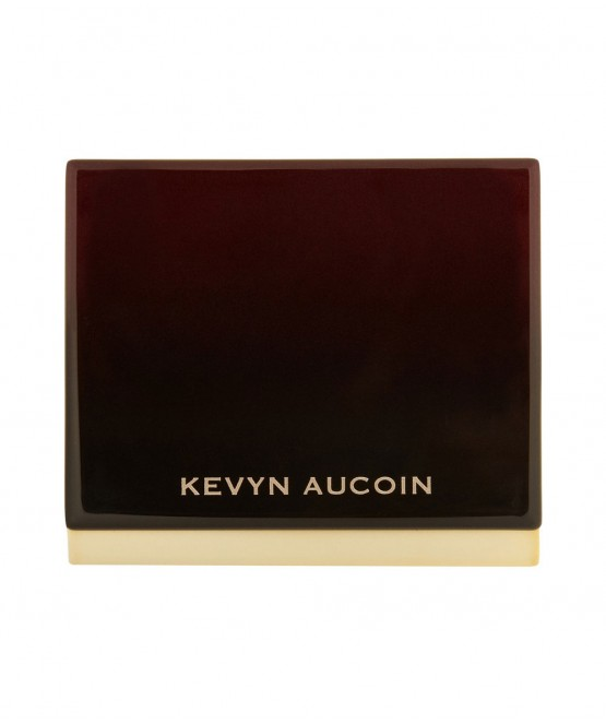 KEVYN AUCOIN The Eyeshadow Duo - Snow/ Coal No. 209